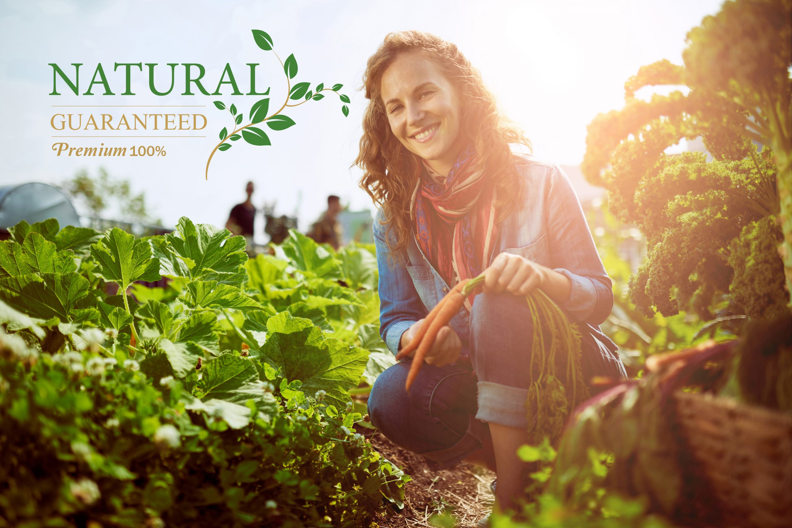 Die Nähe zur Natur verleiht natürlichen Geschmack!
